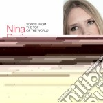 Songs from the top of the world cd musicale di Nina Pedersen