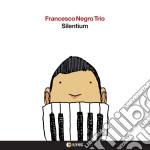 Silentium cd musicale di Francesco Negro