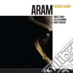 Fabrizio Savino - Aram cd musicale di Fabrizio Savino