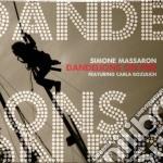 DANDELIONS ON FIRE cd musicale di Simone & b Massaron