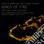 Daniele Cavallanti - Rings Of Fire cd musicale di Daniele Cavallanti