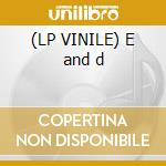(LP VINILE) E and d lp vinile di Costarica