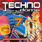 TECHNO-DOME/The ultimate techno cd musicale di ARTISTI VARI