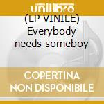 (LP VINILE) Everybody needs someboy lp vinile di Maximus Dj