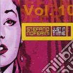 Stefano Noferini - Just In Time Vol.10 cd musicale di NOFERINI STEFANO
