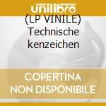 (LP VINILE) Technische kenzeichen lp vinile di R.k.t.