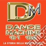 DANCE MACHINE 1981/1982 cd musicale di ARTISTI VARI