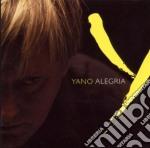 Yano - Allegria cd musicale di YANO