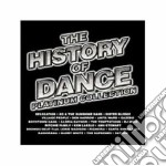 THE HISTORY OF DANCE-PLATINUM COLL. cd musicale di ARTISTI VARI