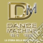 DANCE MACHINE 91/92-2CDx1 cd musicale di ARTISTI VARI