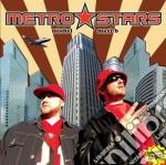 Metrostars - Metrotape Vol.1 cd musicale di METRO STARS