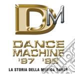 DANCE MACHINE 1997/1998 cd musicale di ARTISTI VARI