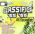 Classifica Hit Parade 1965-1966 cd musicale di ARTISTI VARI