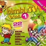 BIMBI IN TV VOL.1 cd musicale di ARTISTI VARI