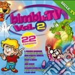 BIMBI IN TV VOL.2 cd musicale di ARTISTI VARI