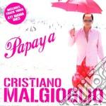 Cristiano Malgioglio - Papaya cd musicale di MALGIOGLIO CRISTIANO