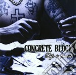 Concrete Block - Life Is Brutal cd musicale di CONCRETE BLOCK