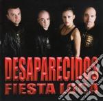 Fiesta loca cd musicale di Desaparecidos