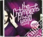The champions of the world cd musicale di Artisti Vari