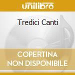 TREDICI CANTI cd musicale di FAGGELLA LUCA & BUS