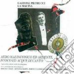 Gastone Pietrucci - La Macina Vol.1 - Aedo Malinconico Ed Ardente, Fuoco Ed Acque Di Canto cd musicale di MACINA