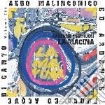 Gastone Pietrucci - La Macina Vol.3 - Aedo Malinconico Ed Ardente, Fuoco Ed Acque Di Canto cd musicale di Gastone Pietrucci