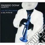 COSE DELL'ALTRO MONDO cd musicale di DONA' MASSIMO