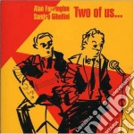 Alan Farrington / Sandro Gibellini - Two Of Us cd musicale di ALAN FARRINGTON/SANDRO GIBELLINI