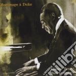 Glauco Venier / Yuri Goloubev - Hommage A' Duke cd musicale di VENIER/GOLOUBEV