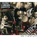 Elena Camerin Quintetto - Grazie Dei Fiori cd musicale di Elena camerin quintetto
