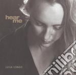 Luisa Longo - Hear Me cd musicale di Luisa Longo