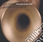 Marco Tamburini - Two Days In New York cd musicale di Marco Tamburini