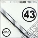 (LP VINILE) BUNKER ORCHESTRA                          lp vinile di OSHINOKO