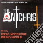 Ennio Morricone - L'Anticristo / Sepolta Viva cd musicale di O.S.T.