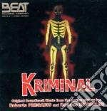 Roberto Pregadio / Romano Mussolini - Kriminal cd musicale di O.S.T.