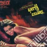 Gianfranco Plenizio - La Gatta In Calore cd musicale di Nello Rossati