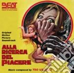Alla Ricerca Del Piacere cd musicale di Silvio Amadio