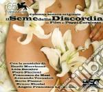 Ennio Morricone - Il Seme Della Discordia cd musicale di Pappi Corsicato