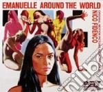 Nico Fidenco - Emanuelle Around The World cd musicale di Joe D'Amato