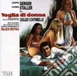 Ubaldo Continiello - Voglia Di Donna / Malizia Erotica cd musicale di Franco Bottari, Jose' Ramon Larraz