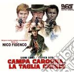 Nico Fidenco - Campa Carogna... La Taglia Cresce cd musicale di Giuseppe Rosati