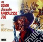 Bruno Nicolai - Un Uomo Chiamato Apocalisse Joe cd musicale di Leopoldo Savona
