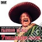 Francesco De Masi - 7 Dollari Sul Rosso cd musicale di Alberto Cardone