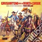 Piero Umiliani - Crisantemi Per Un Branco Di Carogne cd musicale di Sergio Pastore