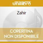 ZAHIR cd musicale di BIZANTINA