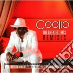 THE GREATEST HITS REMIXES                 cd musicale di COOLIO