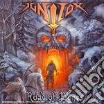 CD - IGNITOR - ROAD OF BONES cd musicale di IGNITOR