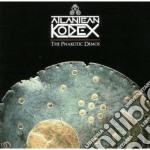 THE PNAKOTIC DEMOS                        cd musicale di Kodex Atlantean