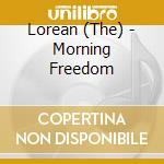 The Lorean - Morning Freedom cd musicale di The Lorean