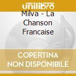 Milva - La Chanson Francaise cd musicale